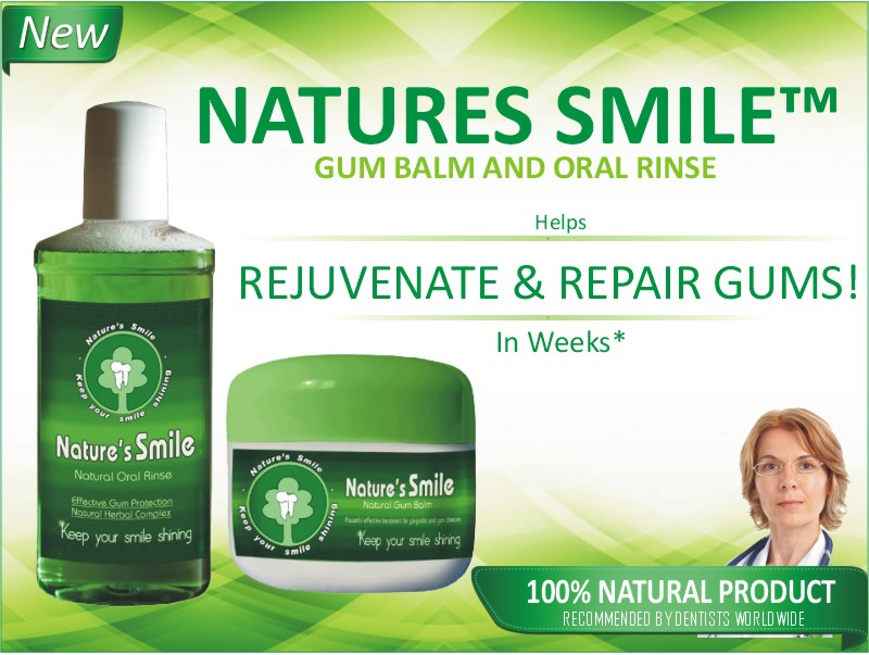 Natural Remedy For Receding Gums